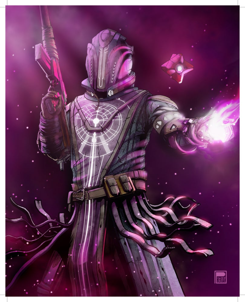 Image of Warlock Breakneck