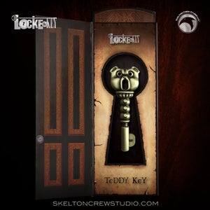 Image of Locke & Key: Teddy Key!
