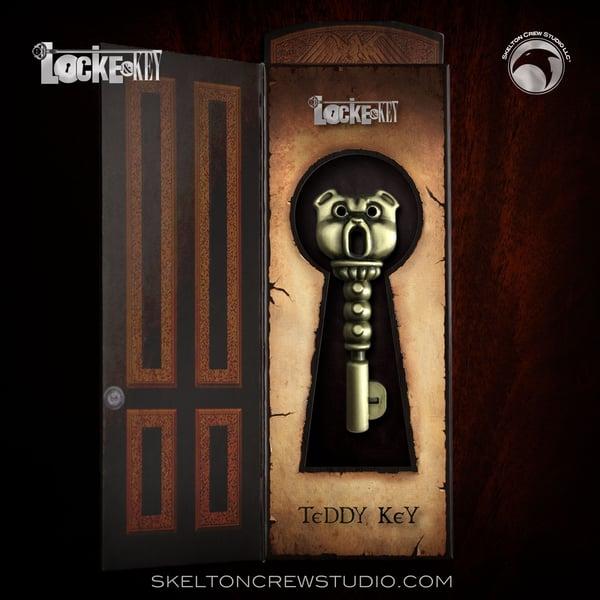 Image of Locke & Key: Teddy Key!