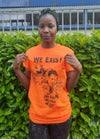 We Exist T-shirt  (ORANGE)