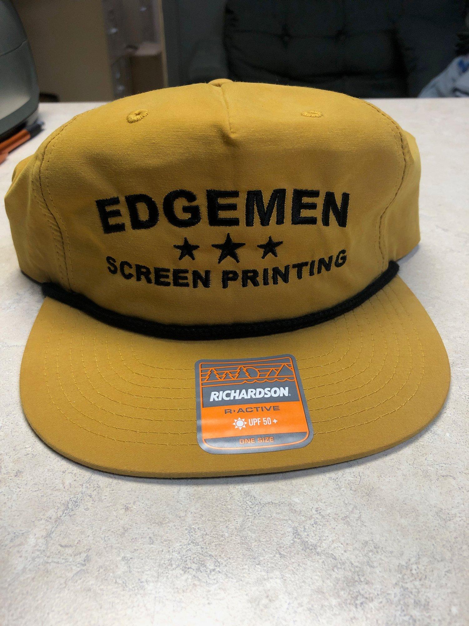 "Edgemen ""Star Logo"" Low Profile Cap"