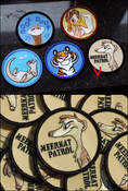 Image of Meerkat Patrol patch