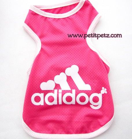 Image of Camiseta Adidog para perros