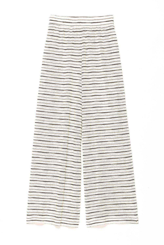 Image of Pantalon jacquard GISELE RAYE 89€ -50%