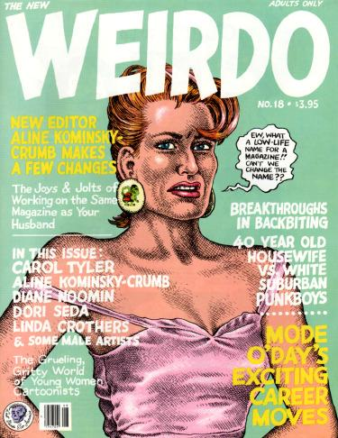 Image of Weirdo #18