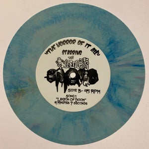 Image of Limited Edition Autographed 7inch Split  The Independents / Potbelly