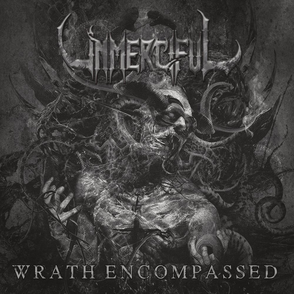Image of UNMERCIFUL Wrath Encompassed CD