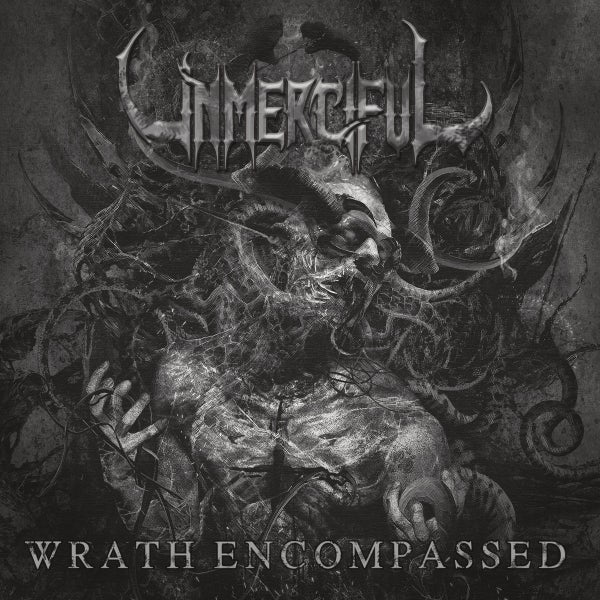 Image of UNMERCIFUL Wrath Encompassed CD