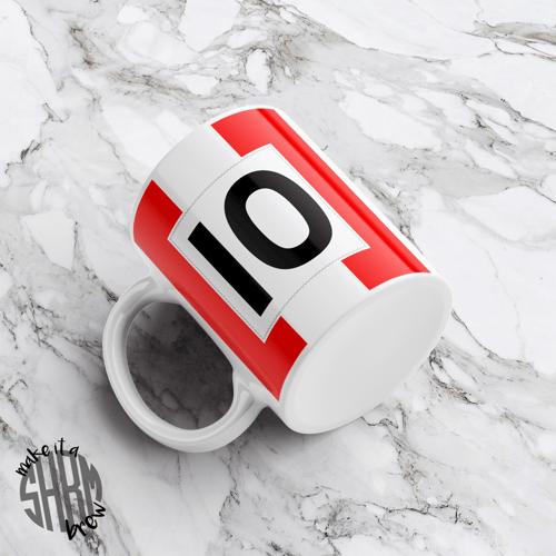 Image of Currie 10 Mug