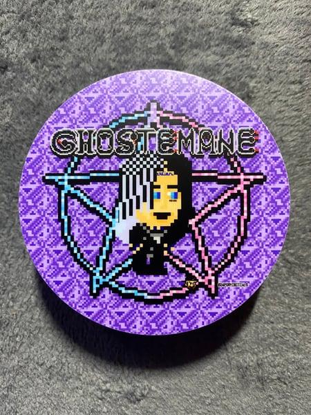 Image of Ghostemane - Pentacles 2020 Circle Sticker