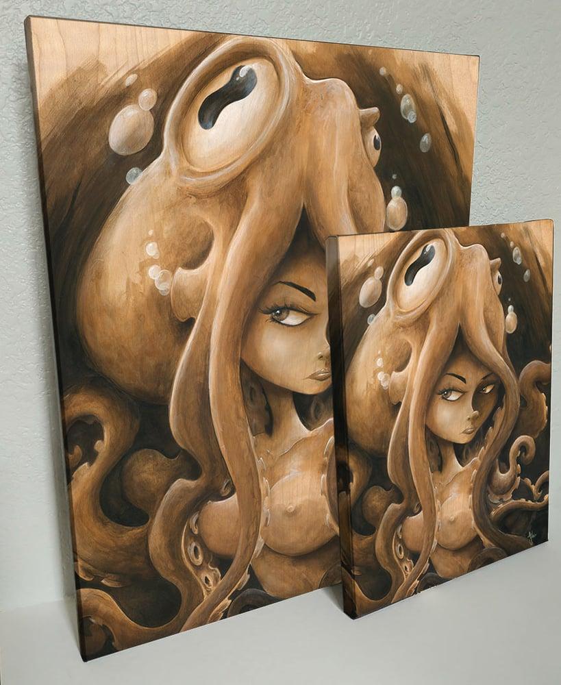 Image of Bubbles Canvas Art Print