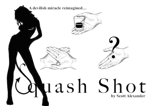 Image of Squash Shot
