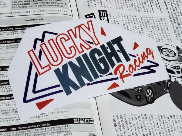 Image of Lucky Knight Racing - New Wave