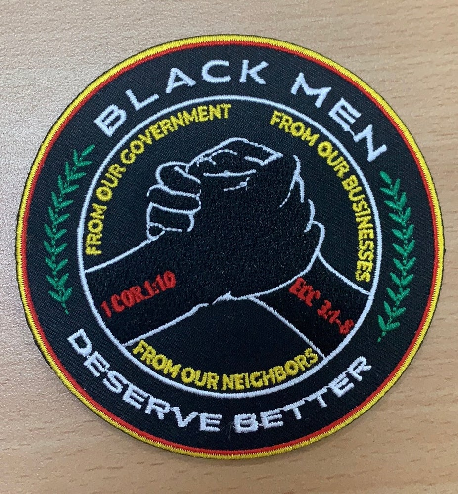 Image of BMDB patch