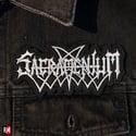 Sacramentum Logo sewing patch