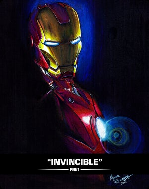 INVINCIBLE - PRINT
