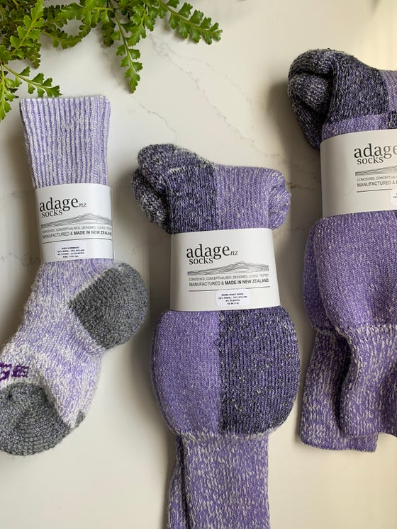 Image of Fieldays Special - Matching Families Pack - 4pr - Lilac