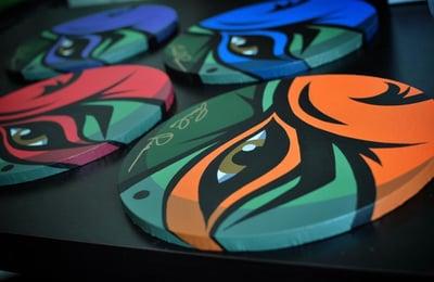 Image of Ninja Turtles 12inch (Originals) FULL SET