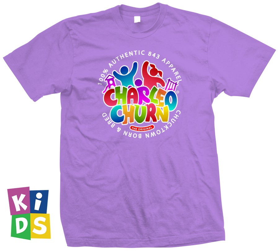 Image of Charleo Churn™ Tee