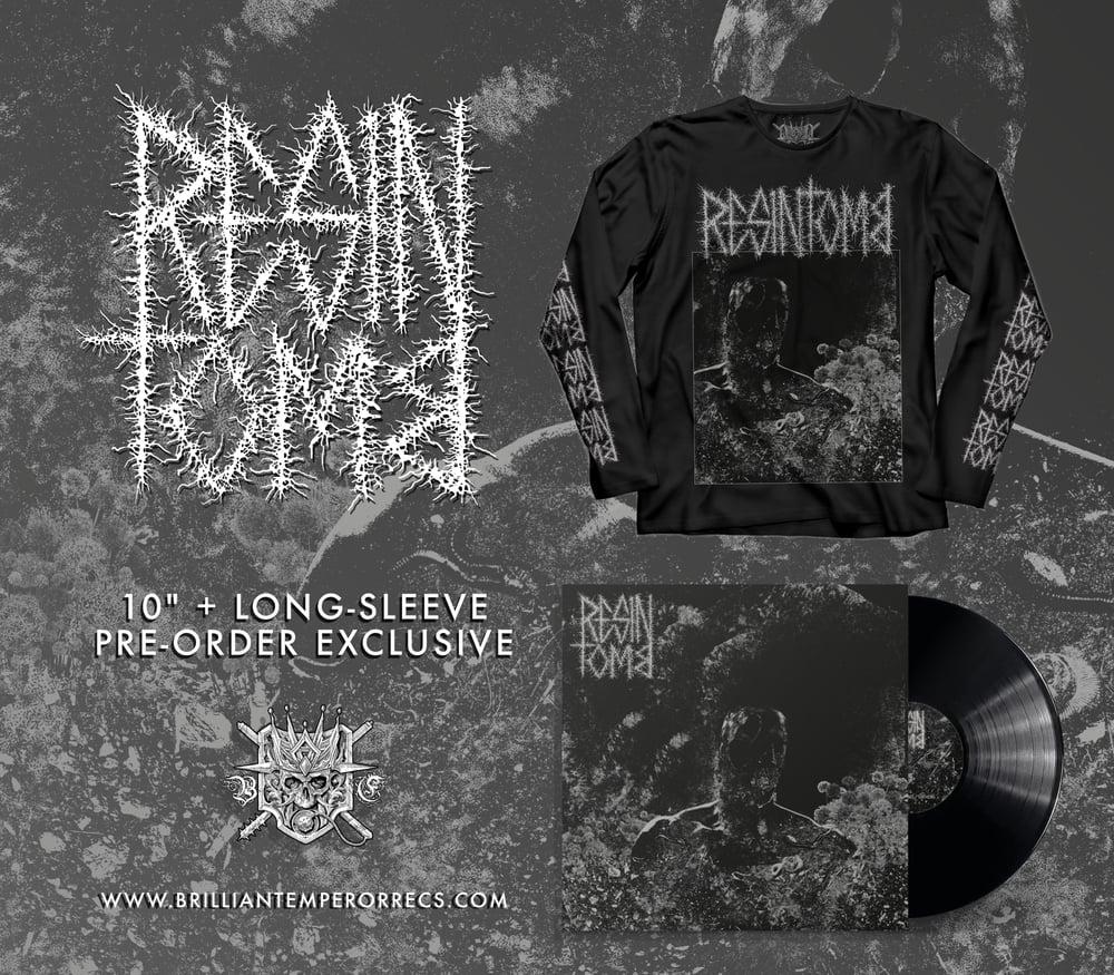 "Resin Tomb 10""/Long-sleeve Bundle"