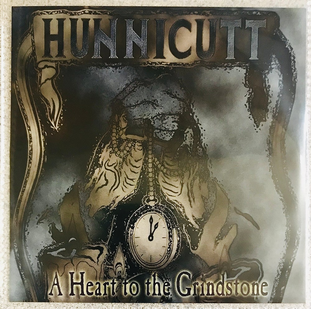 Image of A Heart to the Grindstone expanded CD