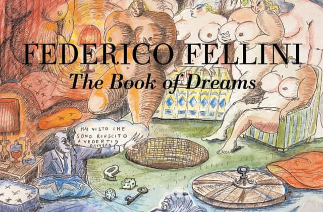 Image of Federico Fellini: The Book of dreams
