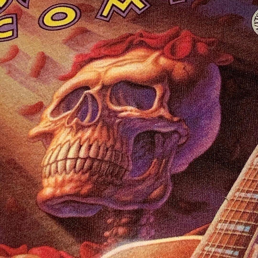 LARGE Original Vintage Grateful Dead 1990's / Grateful Dead Comix Tee!!