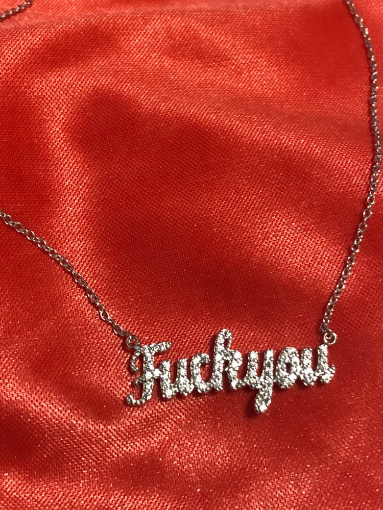 Image of Fu@k You Chain