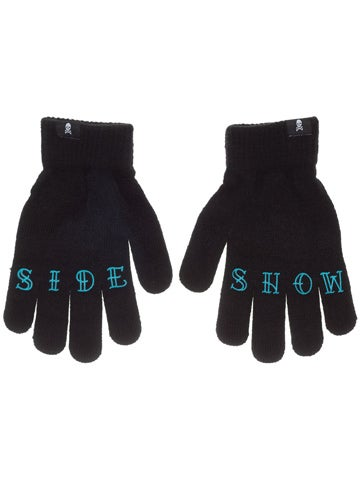 Image of SOURPUSS Knit Gloves SIDE SHOW