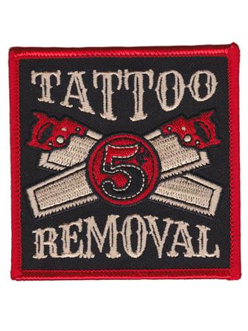 Image of KUSTOM KREEPS Tattoo Removal Patch