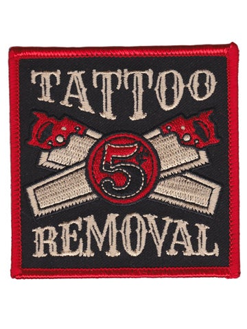 Image of KUSTOM KREEPS Tattoo Removal Patch