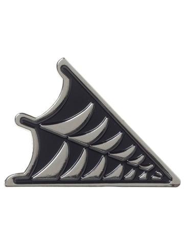 Image of SOURPUSS Spiderweb Enamel Pin