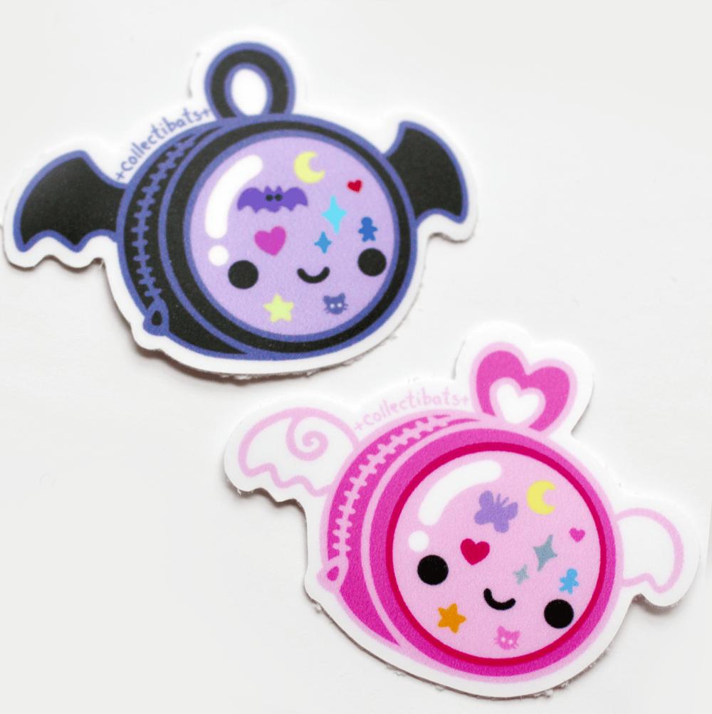 Ita Baggy & Ita Batty Stickers