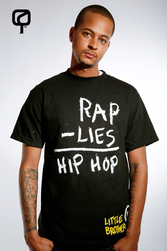 "Image of RAP - LIES | ""LITTLE BROTHER EDITION"""