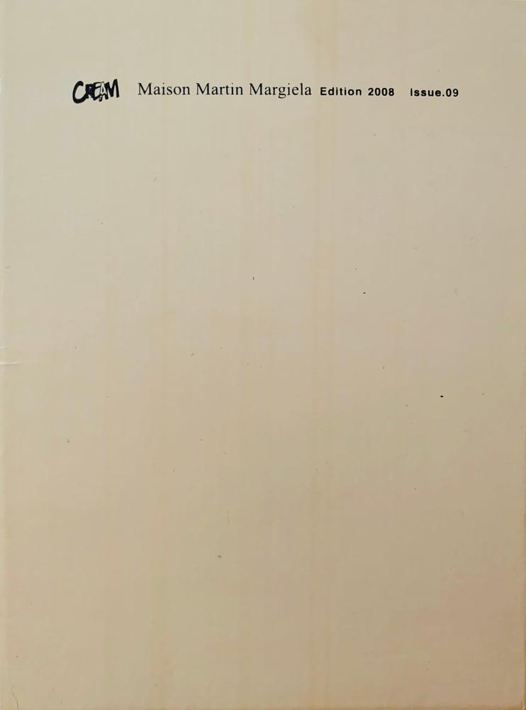 Image of (Maison Martin Margiela)(CREAM Issue.9)(Edition 2008)