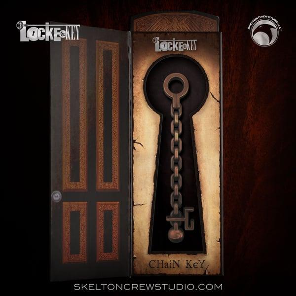 Image of Locke & Key: Chain Key!