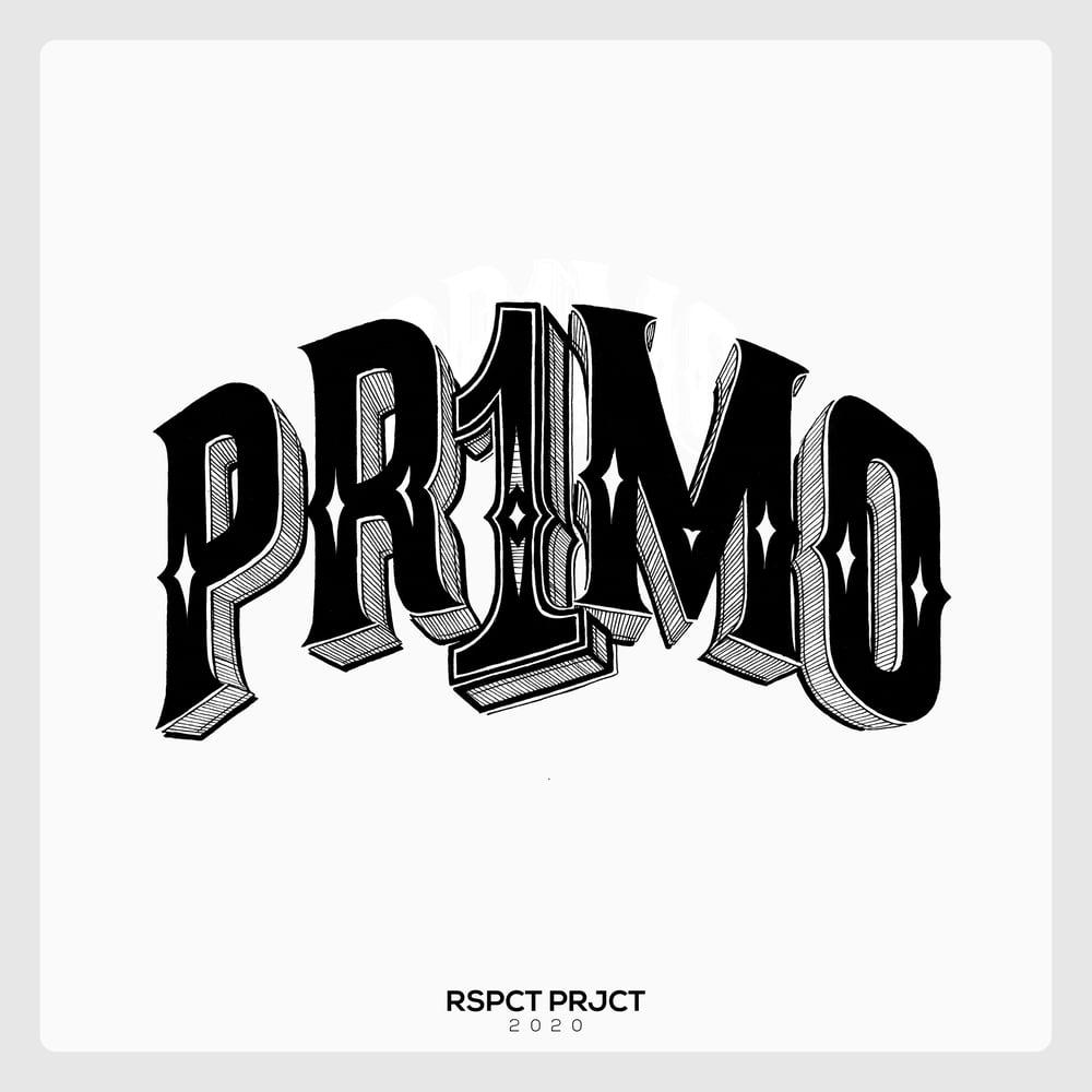 Image of T-shirt PR1MO