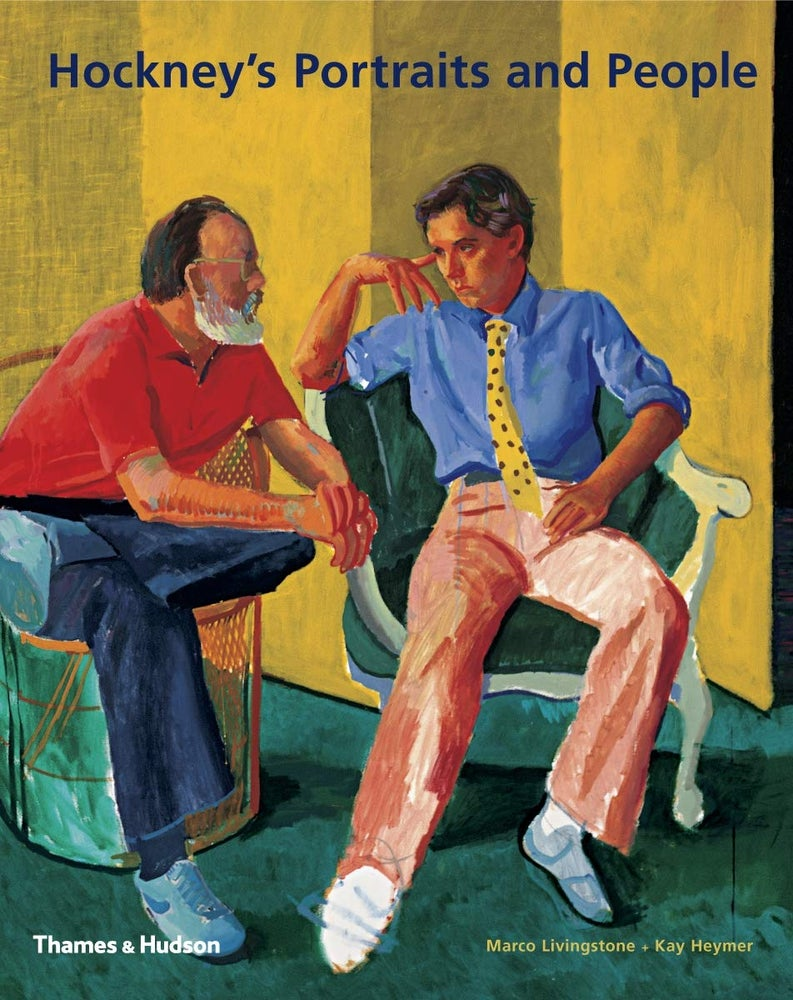 Image of Hockney's Portraits and People