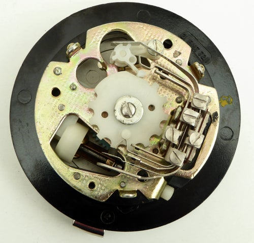Image of GPO Type 21 Dial - Fully Serviced and Set for Speed and MK/BK Ratio