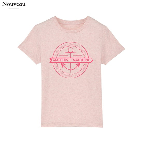 Image of T-shirt Classic kids - Rose