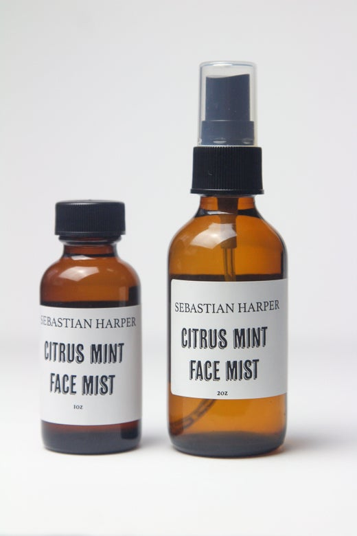 Citrus Mint Face Mist