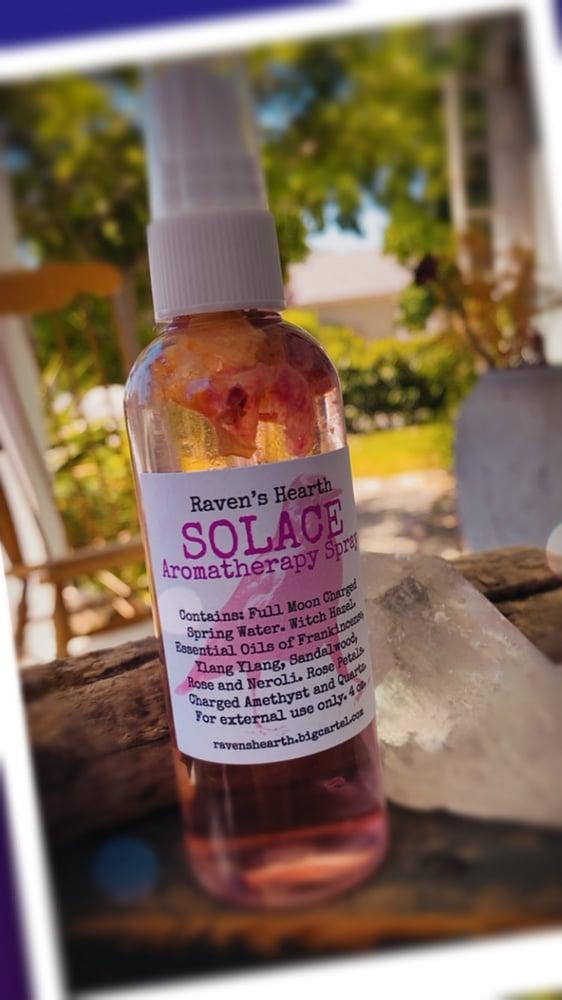 Image of SOLACE Aromatherapy Spray