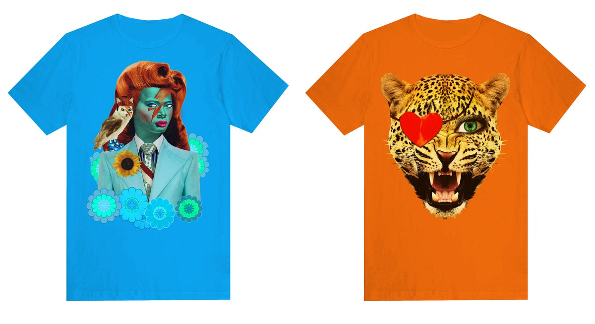 2. BLUEBEANY T-SHIRTS