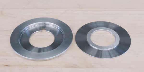 Image of Nitto RB Series Billet Timing Gear & Washer Kit