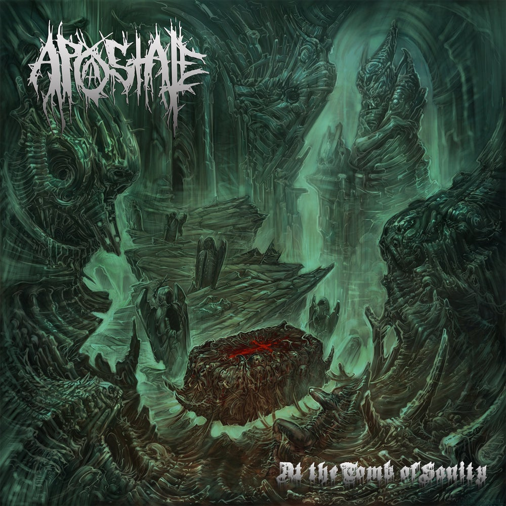 Image of Apostate - At The Tomb Of Sanity CD