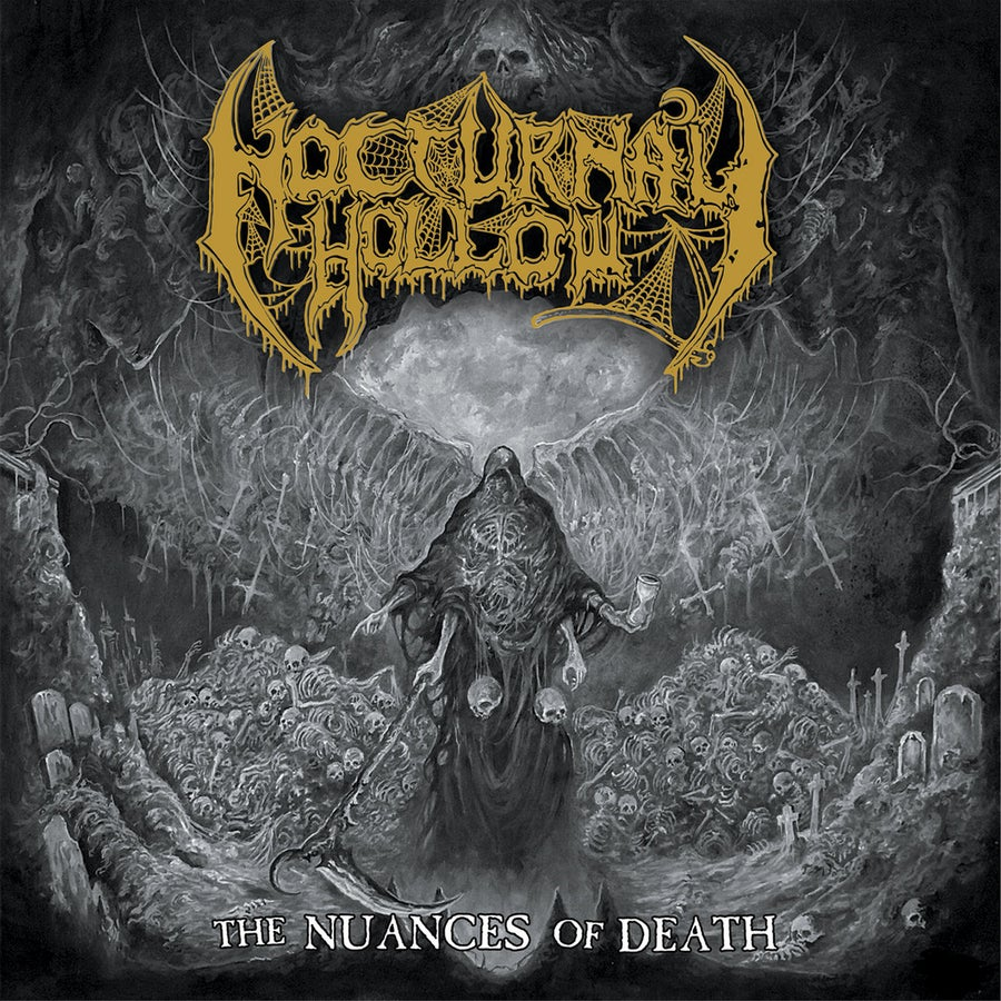 Image of Nocturnal Hollow - The Nuances Of Death CD