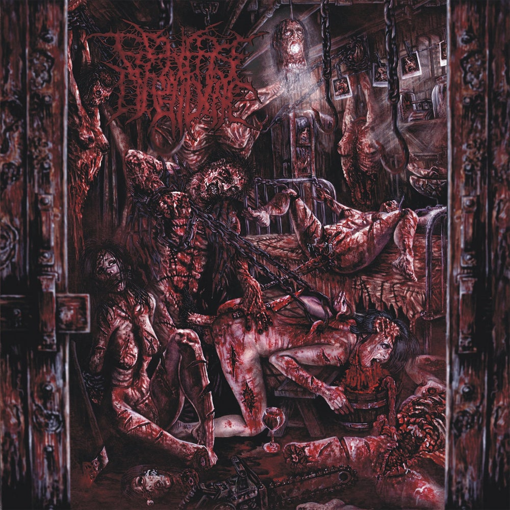 Image of Perverse Dependence - Gruesome Forms Of Distorted Libido CD