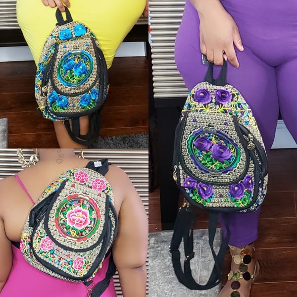 Image of Boho Bookbags