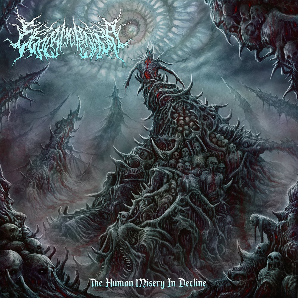 Image of Espermorragia - The Human Misery In Decline CD