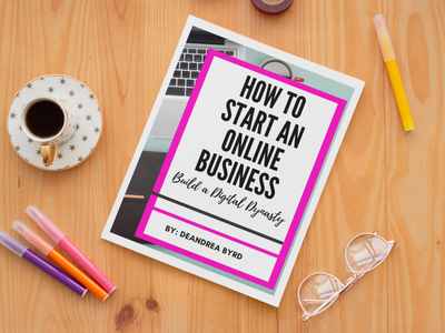Image of How to Start an  Online Business Ebook ($49 VALUE)